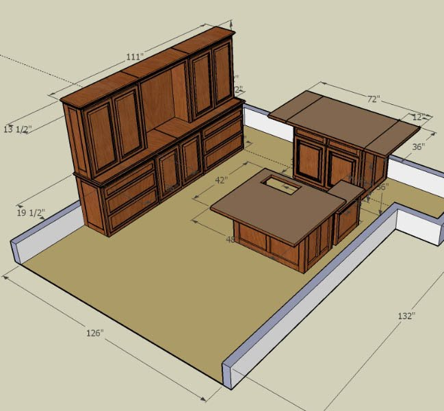 Sketchup Furniture