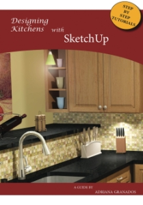 Designing Kitchens with SketchUp