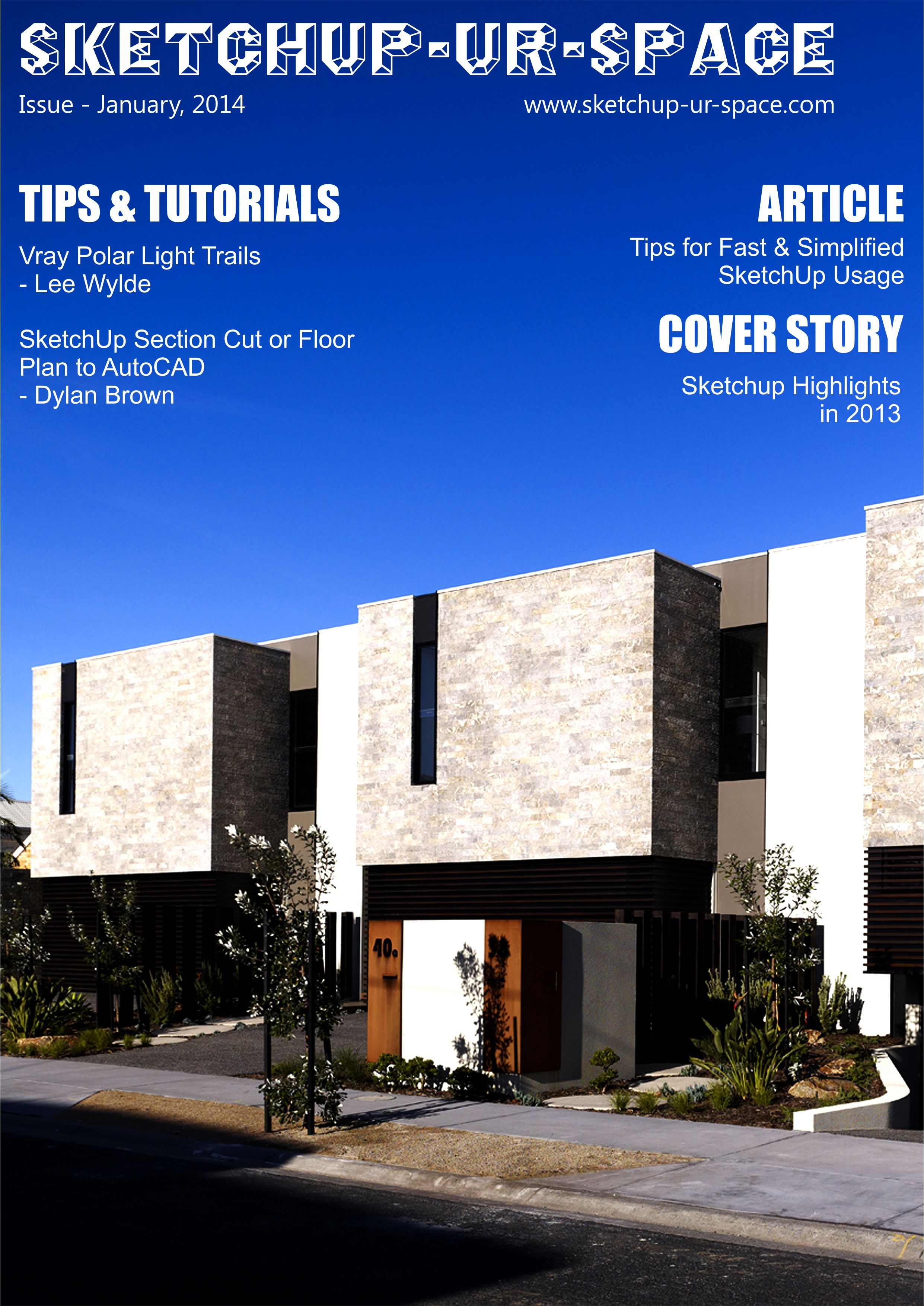 Sketchup Magazine December 2013