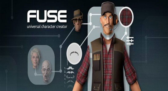 Mixamo introduced Fuse, the latest Universal 3D Character Creator For Steam