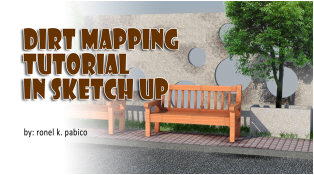 Dirt Mapping Tutorial with SketchUp