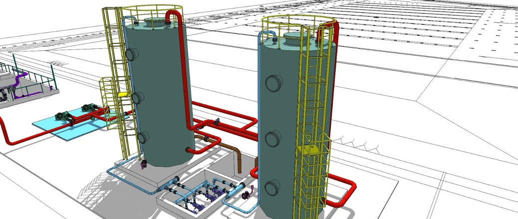 My stody with Sketchup