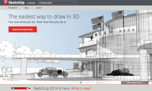 3D Drawing with SketchUp
