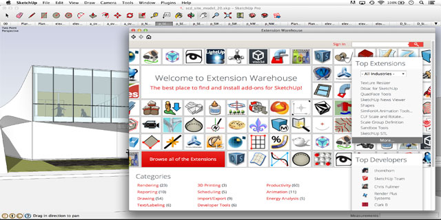 Debugging SketchUp Extensions Now Easier