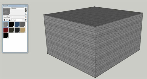 How to Import Sketchup Textures & Create Custom Materials