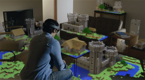 Integration between HoloLens holographic technology and sketchup will streamline the design, construction and operation of buildings and structures