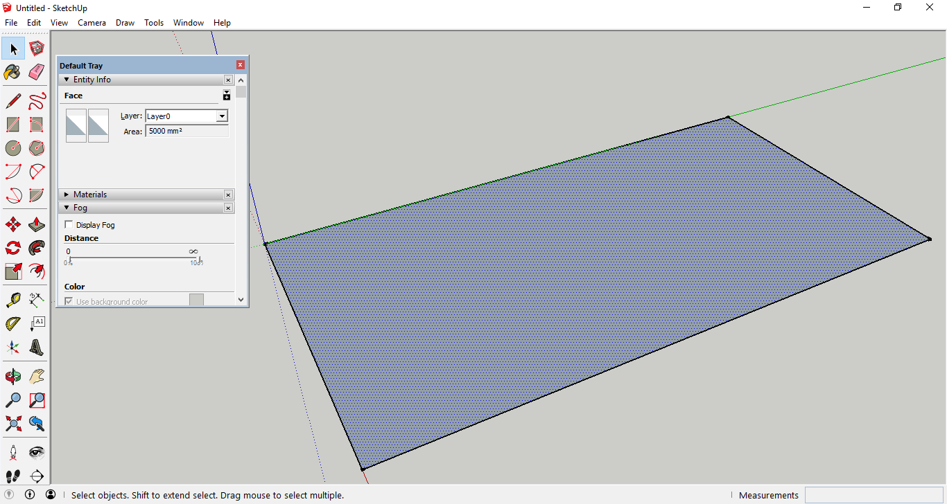 how to make a picture 3d in sketchup