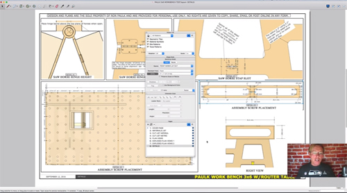 Brief overview of Sketchup Layout Portals
