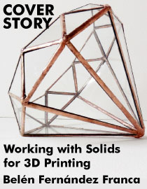 Working with solids for 3D printing