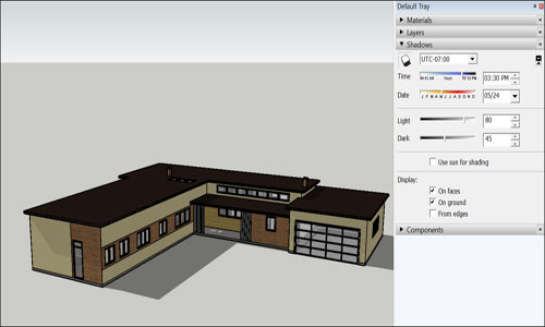 How Accurate Are SketchUp Shadows