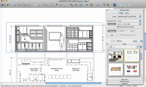 How to Create and Use SketchUp LayOut