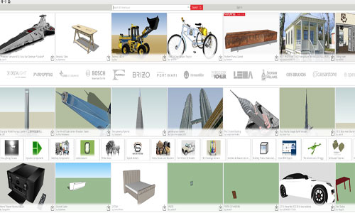 Things to Know about 3D Warehouse of SketchUp