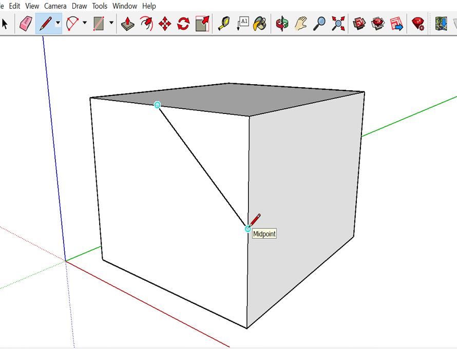 Drawing Basics and Concepts of SketchUp