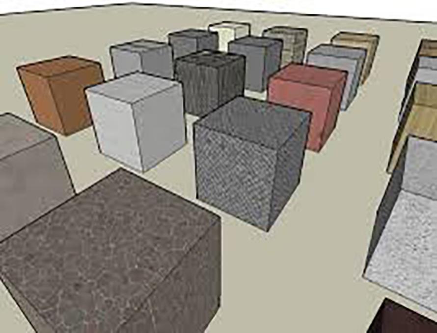 Creating Own SketchUp Material Libraries