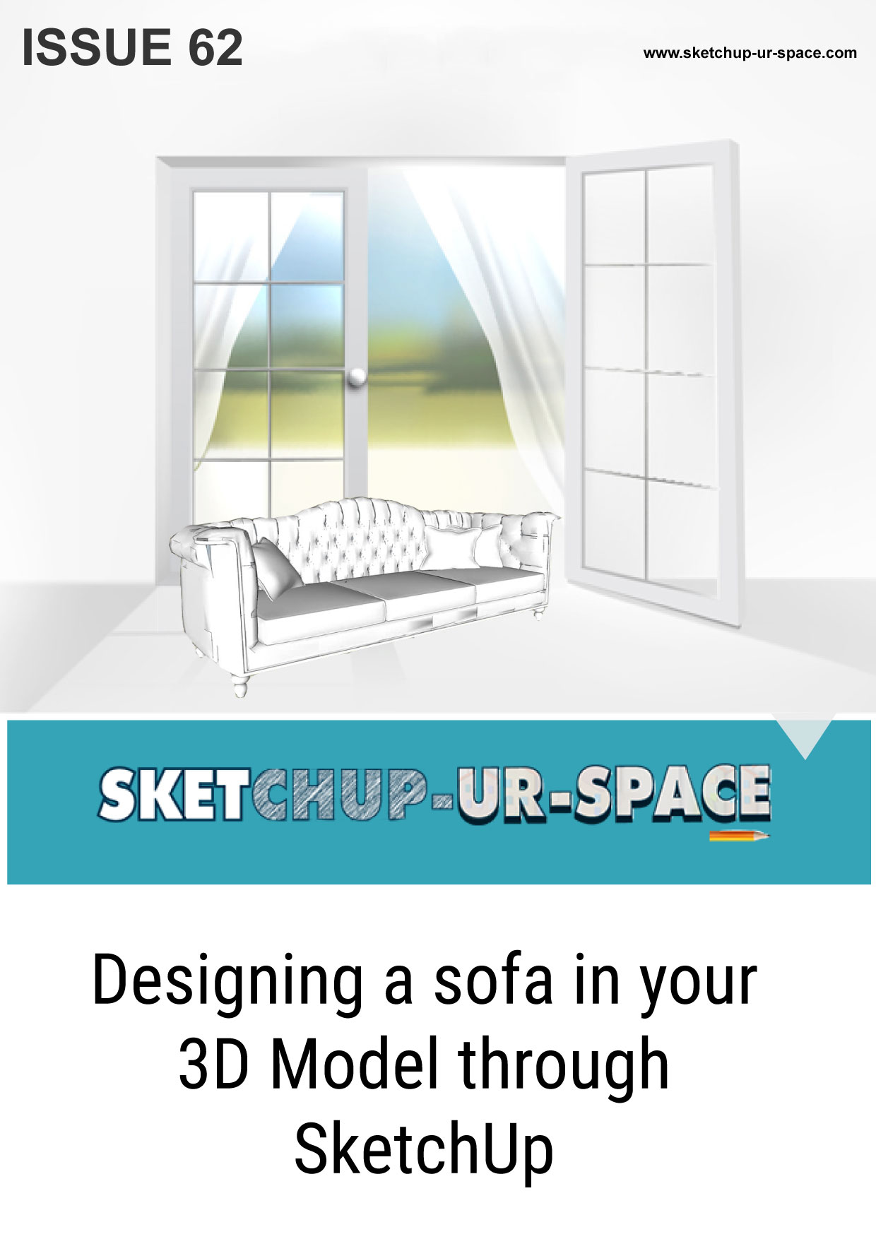 Sketchup-ur-space Magazine - November 2020