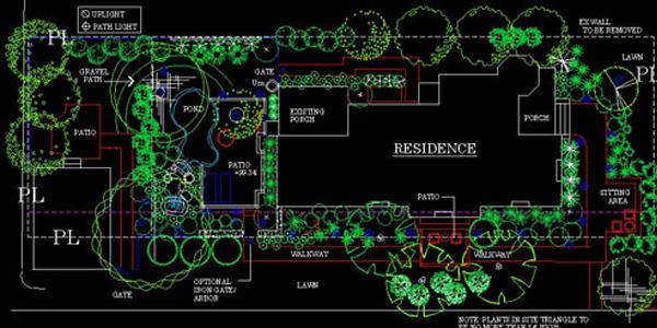 Landscape Designing In Sketchup