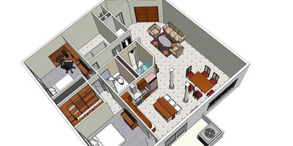 Importance of Sketchup in the World of Architect